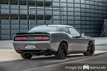 Insurance quote for Dodge Challenger in Albuquerque