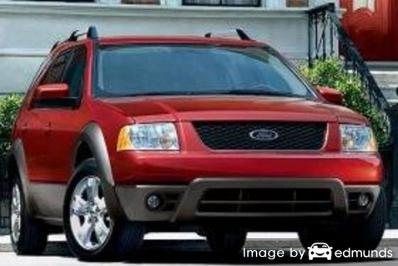 Insurance quote for Ford Freestyle in Albuquerque