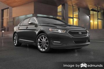 Insurance for Ford Taurus