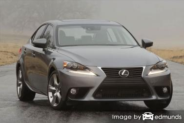 Insurance for Lexus IS 350
