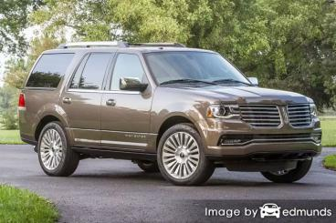 Insurance quote for Lincoln Navigator in Albuquerque